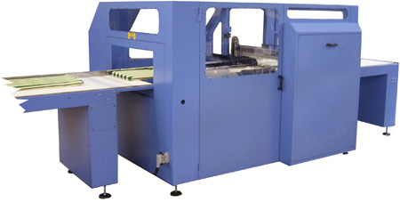 Continuous side sealers